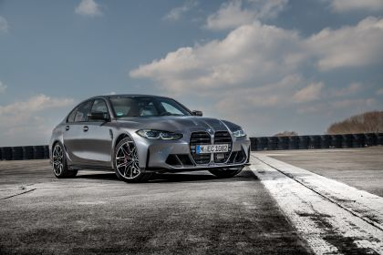 2022 BMW M3 ( G80 ) Competition M xDrive 19