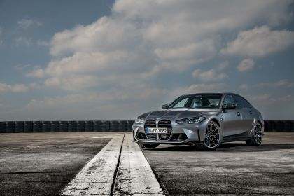 2022 BMW M3 ( G80 ) Competition M xDrive 20