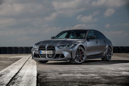 2022 BMW M3 ( G80 ) Competition M xDrive 21