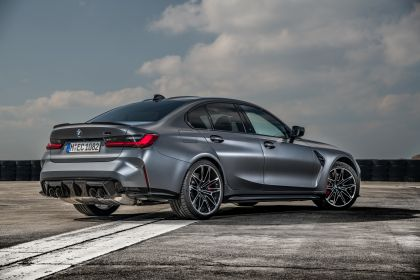 2022 BMW M3 ( G80 ) Competition M xDrive 22