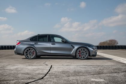2022 BMW M3 ( G80 ) Competition M xDrive 24