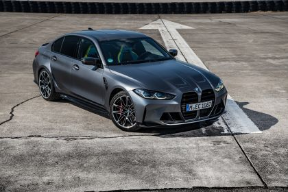 2022 BMW M3 ( G80 ) Competition M xDrive 25