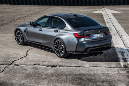 2022 BMW M3 ( G80 ) Competition M xDrive 26