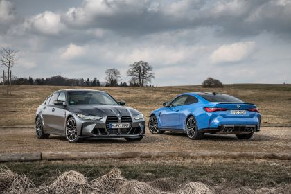 2022 BMW M3 ( G80 ) Competition M xDrive 28