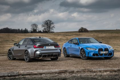 2022 BMW M3 ( G80 ) Competition M xDrive 29