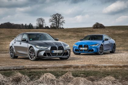 2022 BMW M3 ( G80 ) Competition M xDrive 30