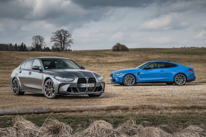 2022 BMW M3 ( G80 ) Competition M xDrive 31