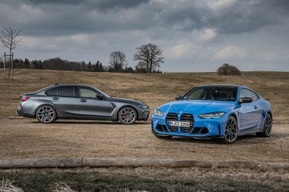 2022 BMW M3 ( G80 ) Competition M xDrive 32