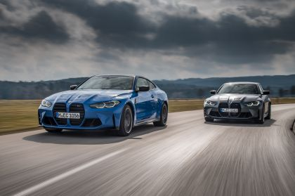 2022 BMW M3 ( G80 ) Competition M xDrive 33