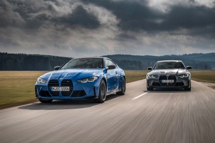 2022 BMW M3 ( G80 ) Competition M xDrive 34