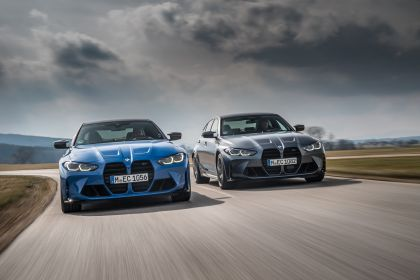 2022 BMW M3 ( G80 ) Competition M xDrive 35