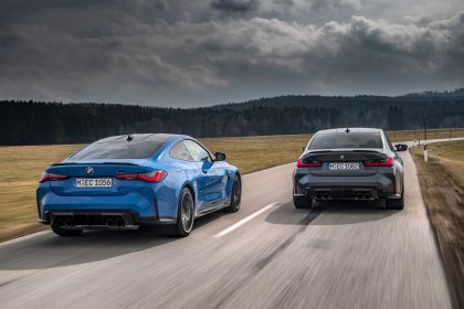2022 BMW M3 ( G80 ) Competition M xDrive 36