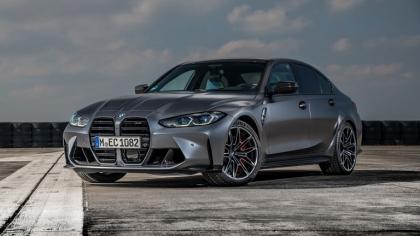 2022 BMW M3 ( G80 ) Competition M xDrive 4