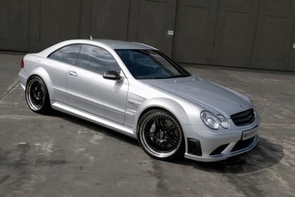 2008 Mercedes-Benz CLK63 AMG Black Series by Kicherer 5