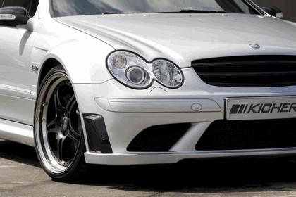 2008 Mercedes-Benz CLK63 AMG Black Series by Kicherer 7