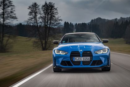 2022 BMW M4 ( G82 ) Competition M xDrive 1