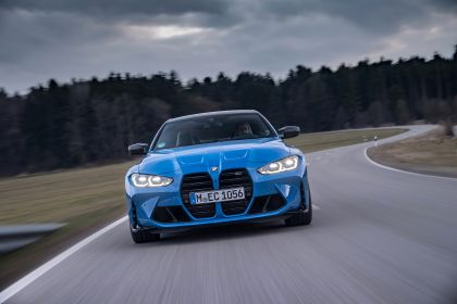 2022 BMW M4 ( G82 ) Competition M xDrive 2