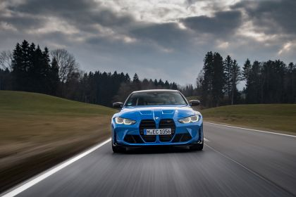 2022 BMW M4 ( G82 ) Competition M xDrive 3
