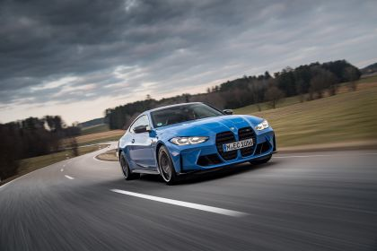 2022 BMW M4 ( G82 ) Competition M xDrive 6