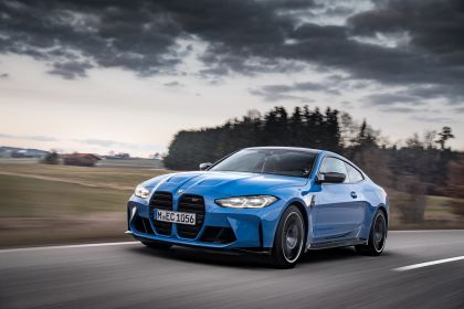 2022 BMW M4 ( G82 ) Competition M xDrive 8