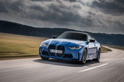 2022 BMW M4 ( G82 ) Competition M xDrive 10