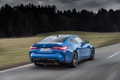 2022 BMW M4 ( G82 ) Competition M xDrive 11