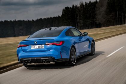 2022 BMW M4 ( G82 ) Competition M xDrive 12