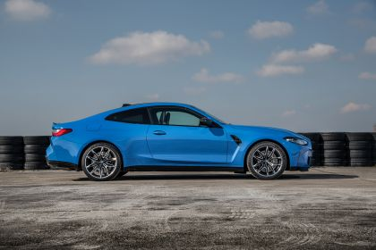 2022 BMW M4 ( G82 ) Competition M xDrive 21