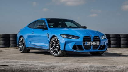 2022 BMW M4 ( G82 ) Competition M xDrive 9