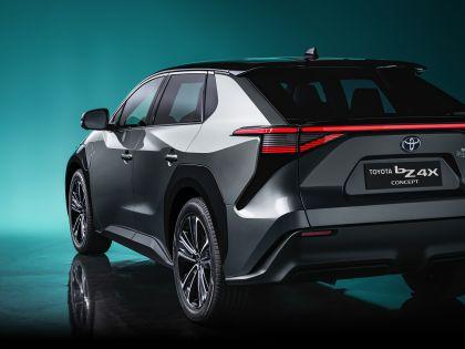 2021 Toyota bZ4X concept 5