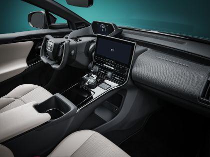 2021 Toyota bZ4X concept 8