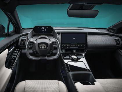 2021 Toyota bZ4X concept 9
