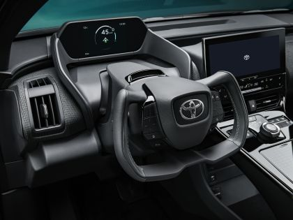2021 Toyota bZ4X concept 10