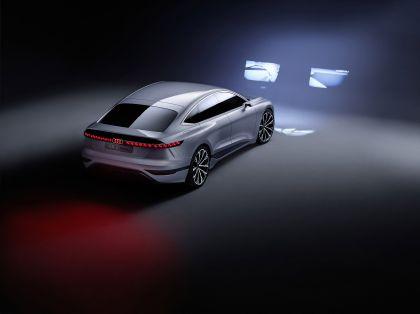 2021 Audi A6 e-tron concept 7