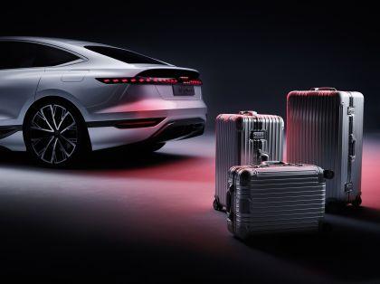 2021 Audi A6 e-tron concept 8