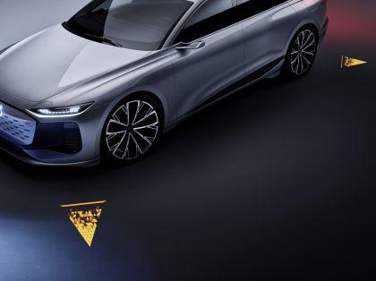 2021 Audi A6 e-tron concept 10