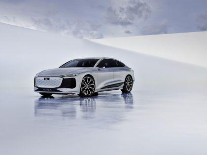 2021 Audi A6 e-tron concept 12