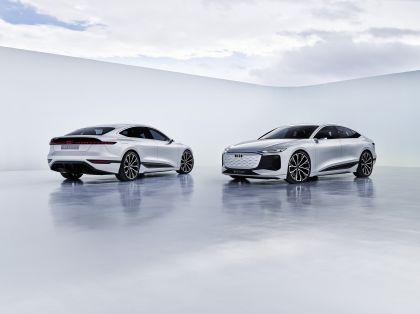 2021 Audi A6 e-tron concept 14