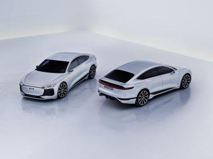 2021 Audi A6 e-tron concept 15