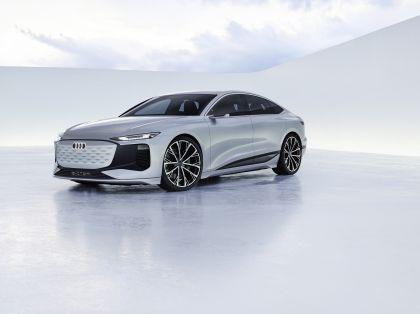 2021 Audi A6 e-tron concept 16