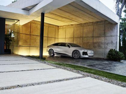 2021 Audi A6 e-tron concept 19