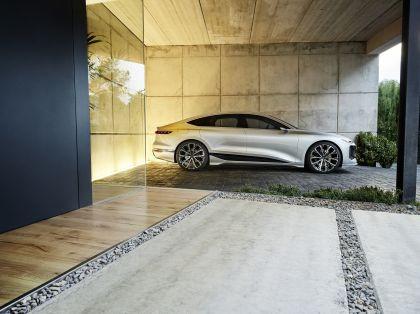 2021 Audi A6 e-tron concept 20