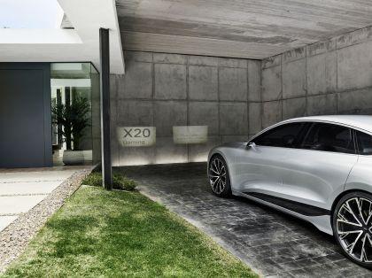 2021 Audi A6 e-tron concept 21