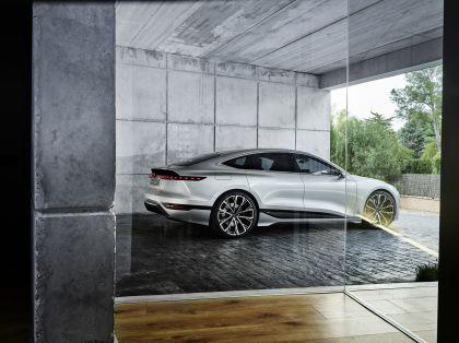 2021 Audi A6 e-tron concept 22