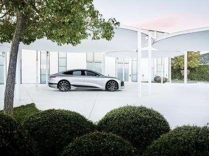 2021 Audi A6 e-tron concept 23