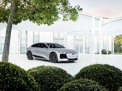 2021 Audi A6 e-tron concept 24