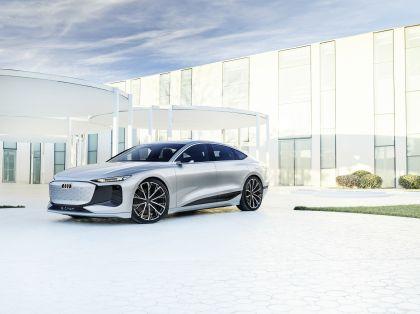 2021 Audi A6 e-tron concept 26