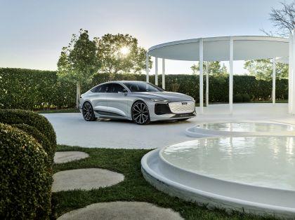 2021 Audi A6 e-tron concept 28