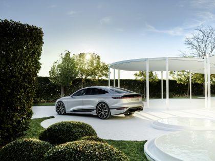 2021 Audi A6 e-tron concept 30