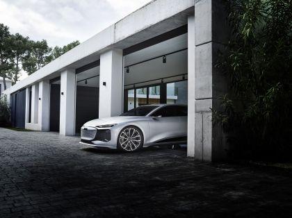 2021 Audi A6 e-tron concept 31
